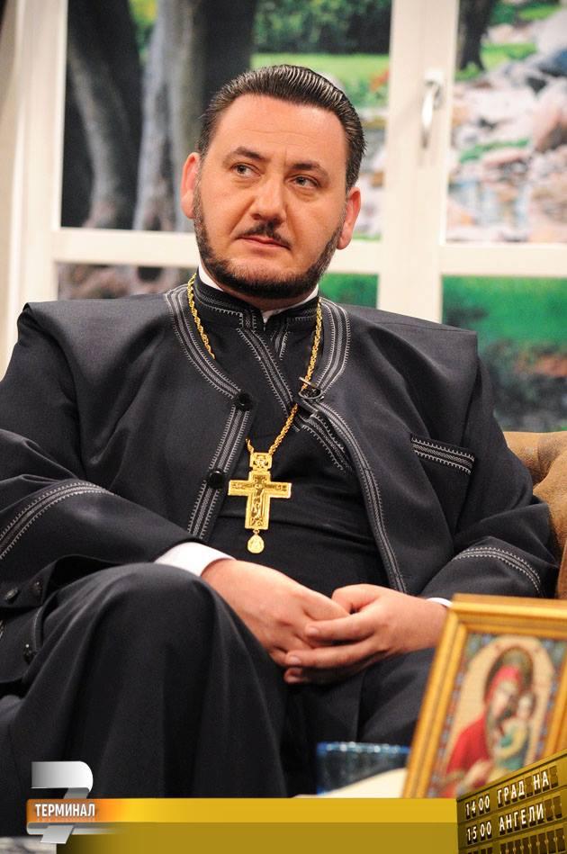 Отец Радослав Паскалев