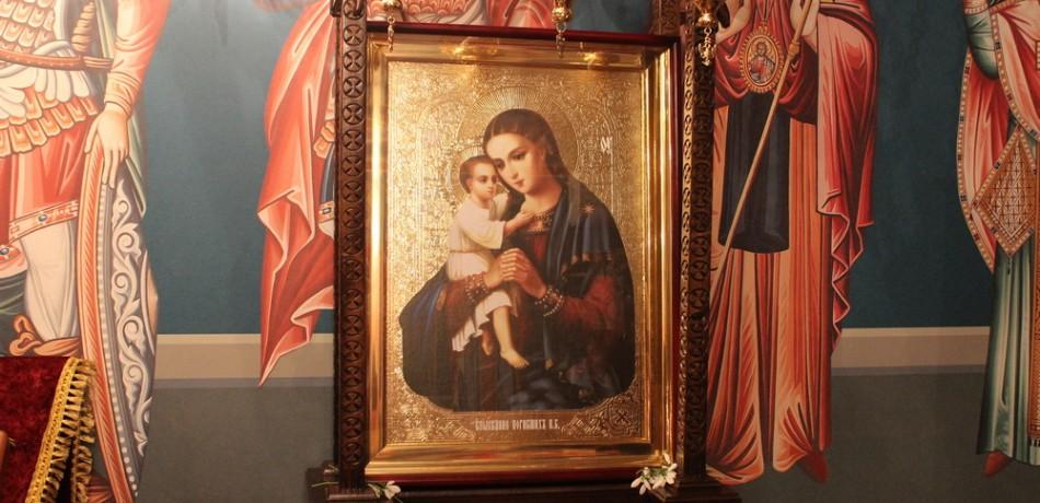 Пресвета Богородица търсеща загиналите