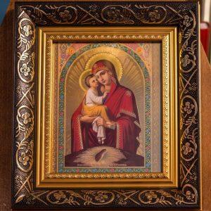 Св. Богородица Търсеща Загиналите - църковни изделия